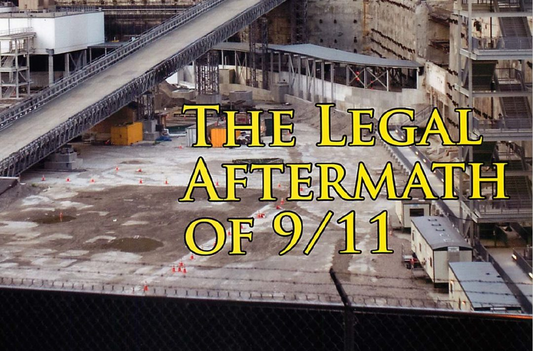 Columbia Law Legal Aftermath of 9/11