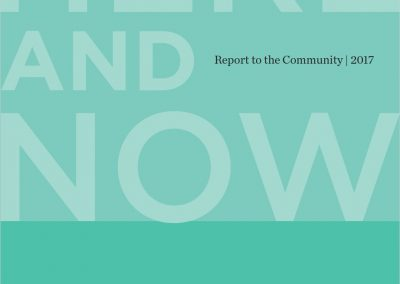 Cedars-Sinai Report to Community