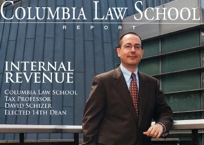 Columbia Law Dean