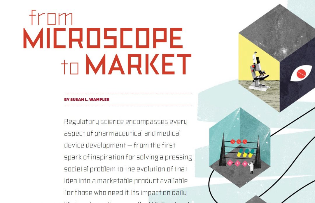 From Microscope to Market