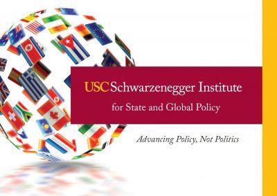 USC Schwarzenegger Institute
