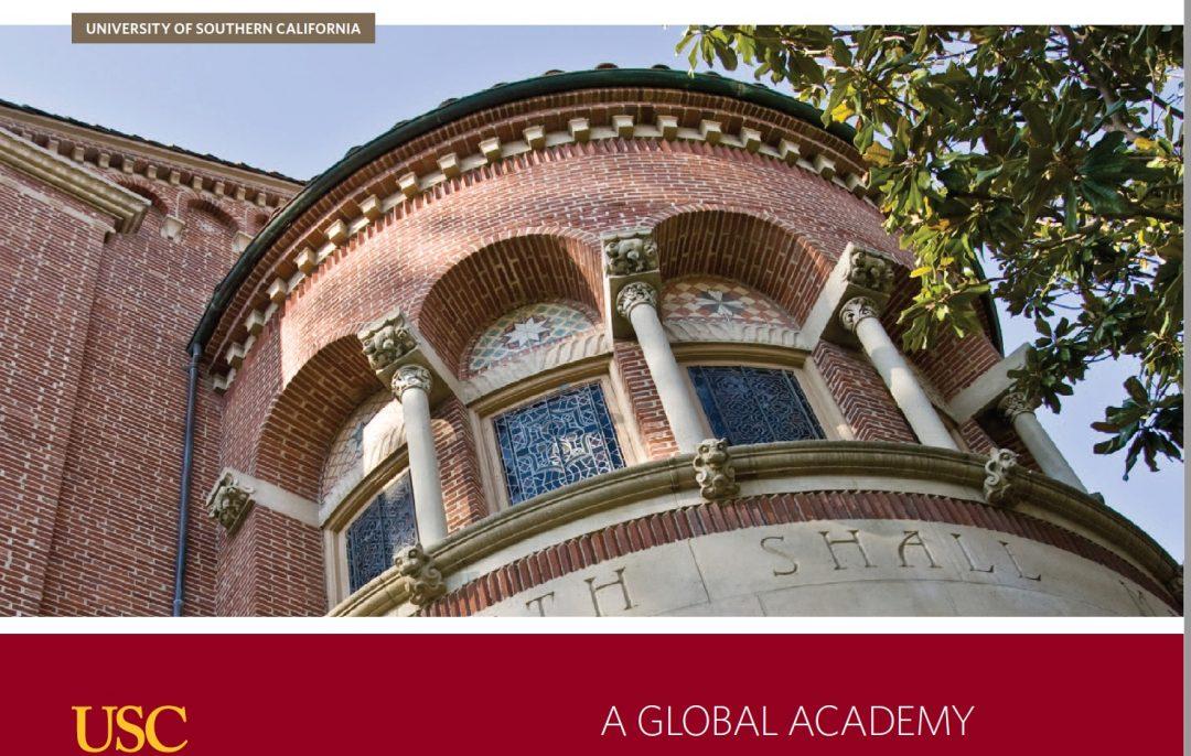 USC Global Initiatives