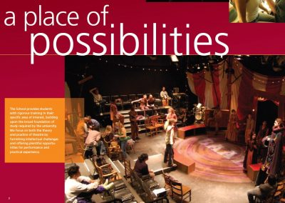USC School of Theatre