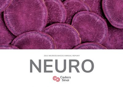 Cedars-Sinai Neuro Annual Report 2021