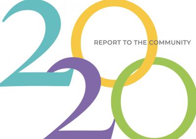 Cedars-Sinai Report to the Community 2020