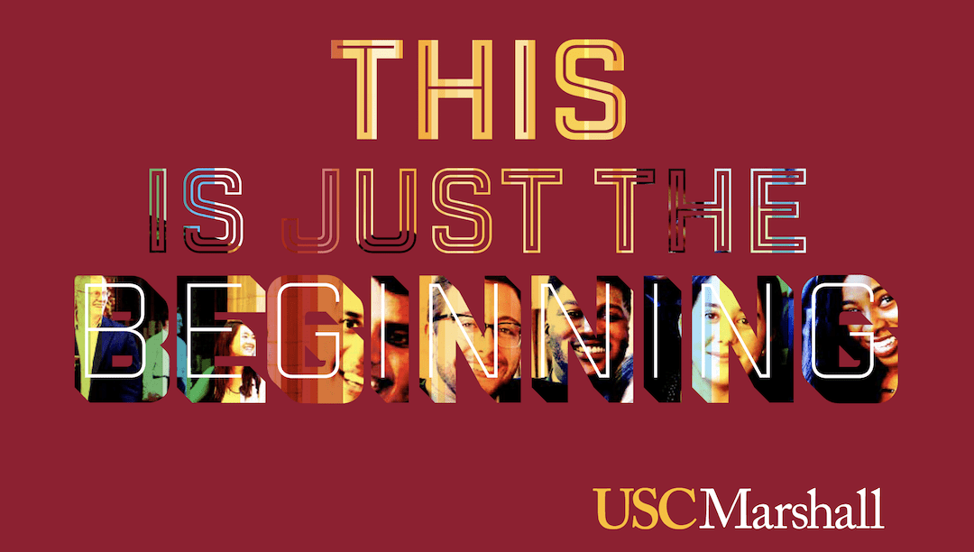 USC Marshall Viewbook